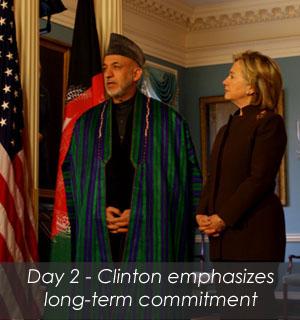 Karzai Day 2