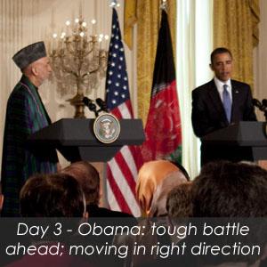 Karzai Day 3