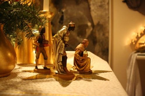The three holy men