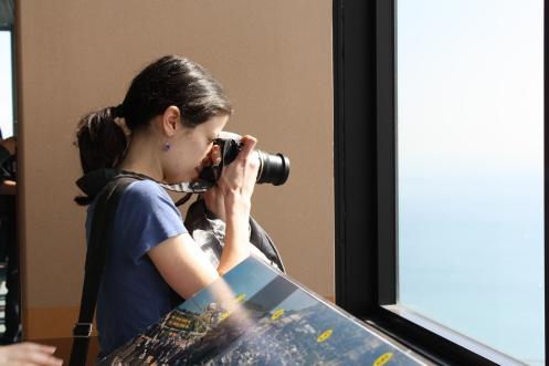 Photographer Abby